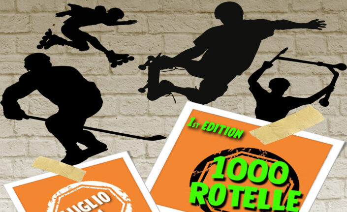 1000 ROTELLE 1stEdition